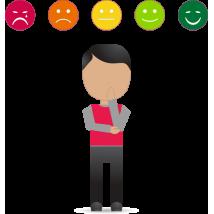 Системы оценки                                             качества и анкетирования